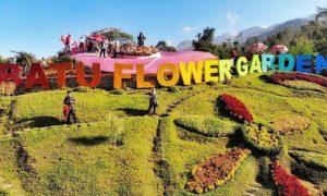 Wisata Batu Flower Garden
