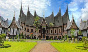 rumah tradisional gadang