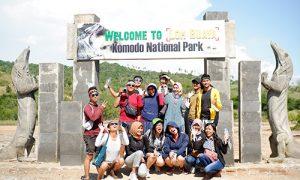serunya wisata ke Komodo