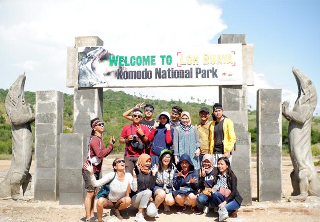 pulau komodo tour