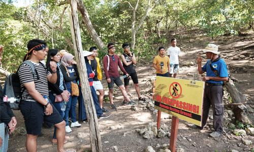sejarah pulau komodo